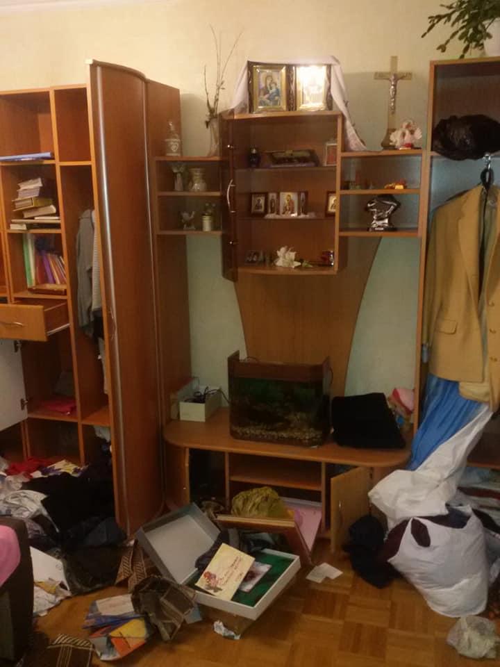 Домушника с Кавказа задержали со стрельбой под Житомиром