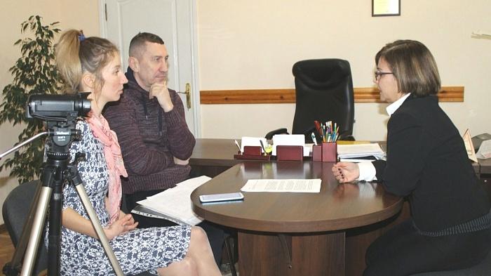 Житомирские журналисты встретились с Временным поверенным в делах Посольства Республики Куба в Украине