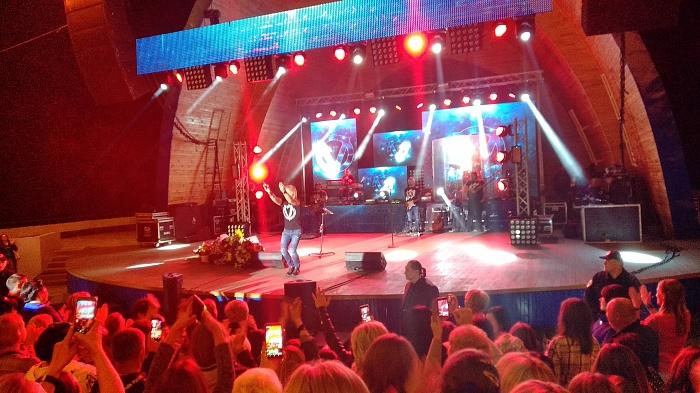 Олег Винник в Житомире концерт